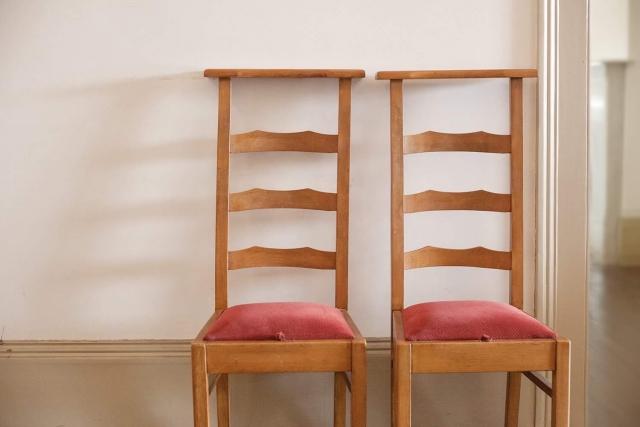⑤腰の疲れは椅子のお手入れから<