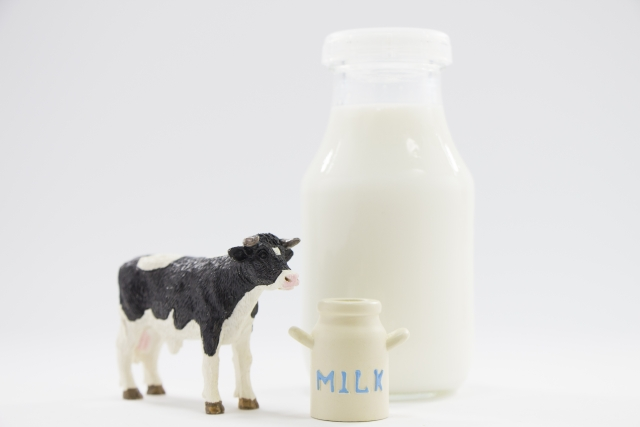 乳脂肪分の量でおいしさが決まる