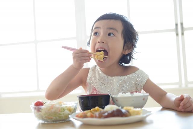 食べ親しんだものは消化しやすい