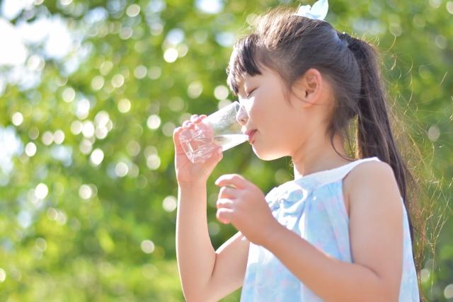 足りない栄養は水分補給で