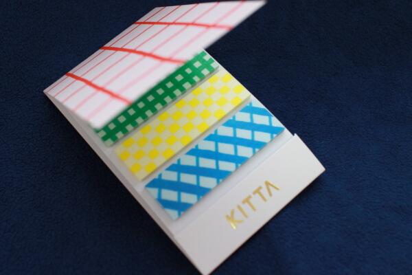 キングジム「KITTA(キッタ)」
