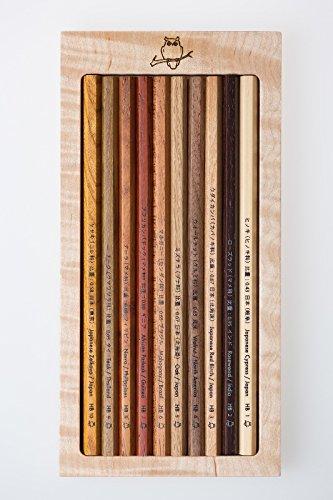 五反田製作所 樹木鉛筆 BOSCO