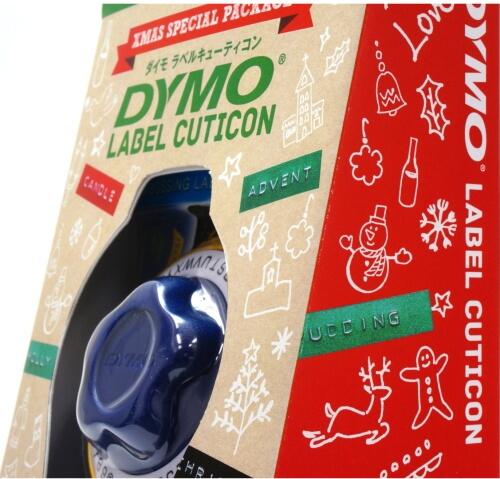 ダイモ テープライター キュティコン クリスマス限定パッケージ