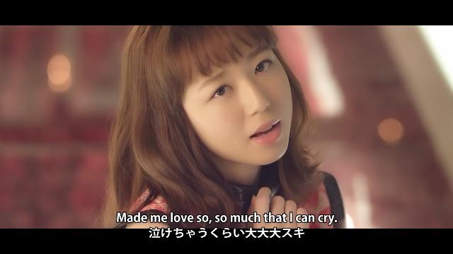 勝田里奈 愛さえあればなんにもいらない
