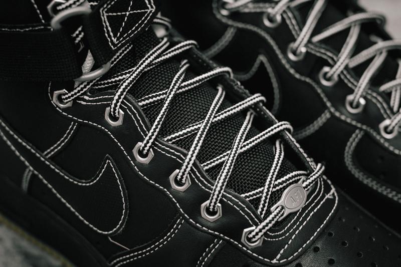 Nike Air Force 1 High 07 Black Gum