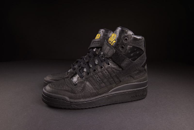 adidas Originals Forum HI OG 30th Anniversary Ostrich