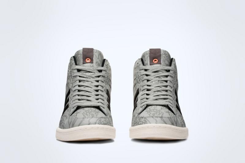 adidas Originals Consortium x Undefeates x Maharishi