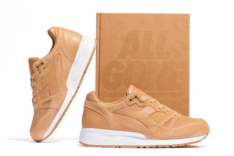 【海外10月1日発売】LA MJC x DIADORA S.8000 'ALL GONE 2010'