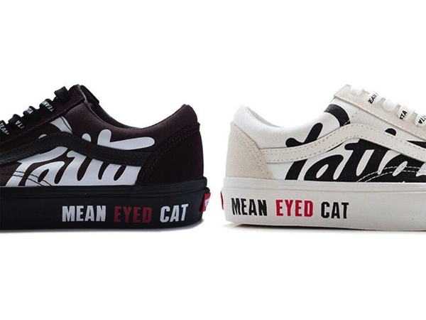 【海外5月27日発売】PATTA x VANS OLD SKOOL 'MEAN EYED CAT' COLLECTION