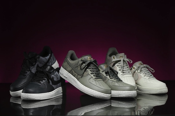 brand new 753ed cbea6  7月7日発売 NIKE AIR FORCE 1  07 LV8  SNAKE PACK