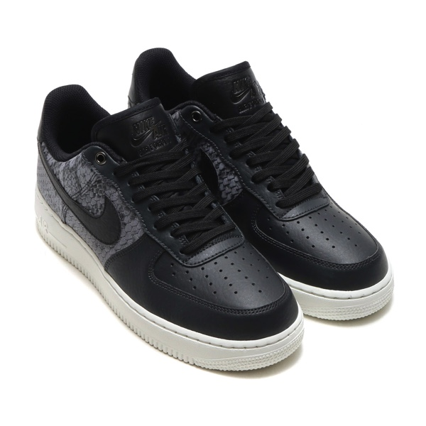 lowest price 36b0f b9b6a NIKE AIR FORCE 1  07 LV8. ANTHRACITE BLACK-SUMMIT WHITE ...
