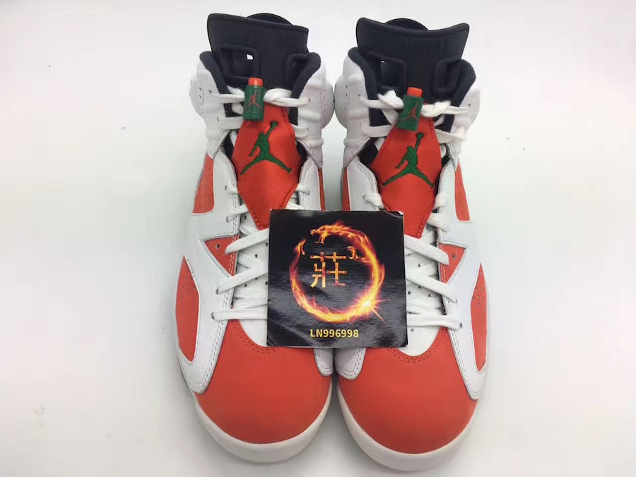 AIR JORDAN 6 RETRO GATORADE