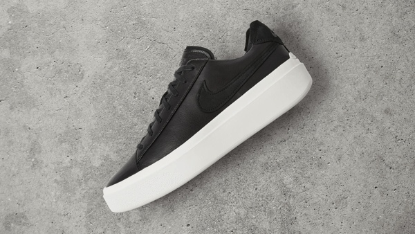 【8月24日発売】NIKE GRAND VOLEE 'BLACK & WHITE'