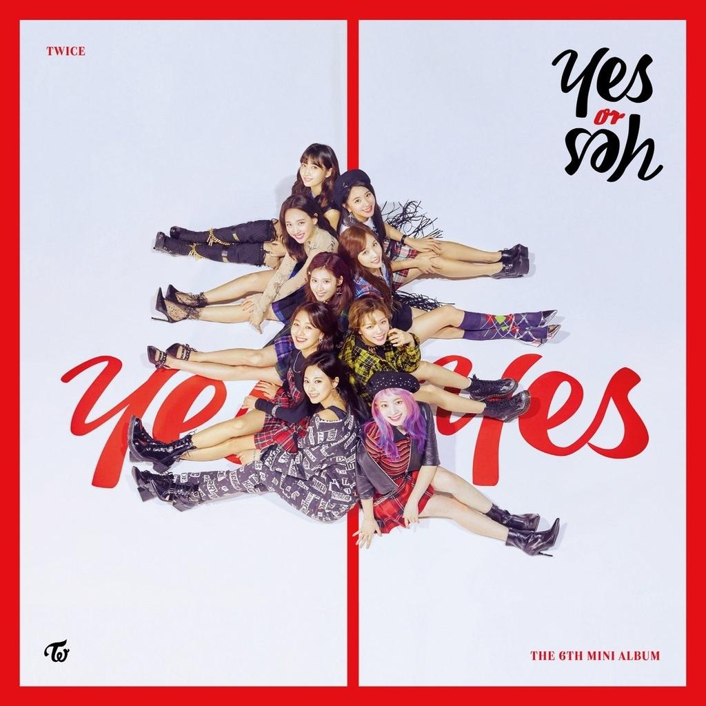 Twice Yes Or Yes の歌詞から学ぶハングル講座 K Popから楽しく