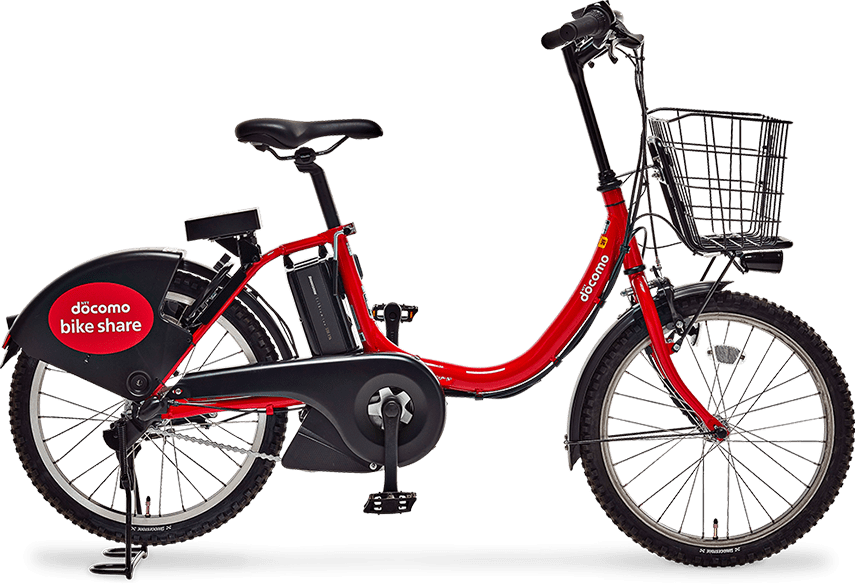 ドコモ自転車
