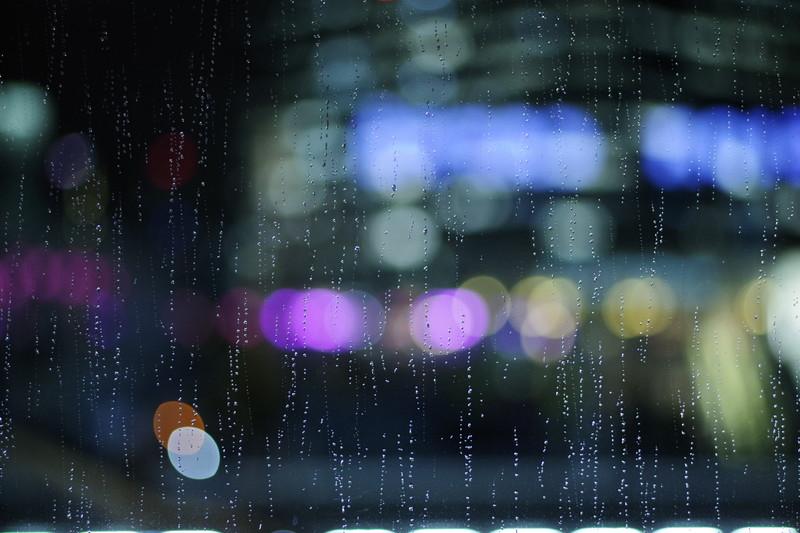 雨(イメージです)