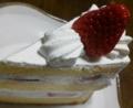 北海道純生プレミアムショートケーキ