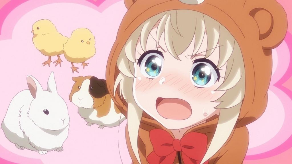 TVアニメ「うちのメイドがウザすぎる!」第2話