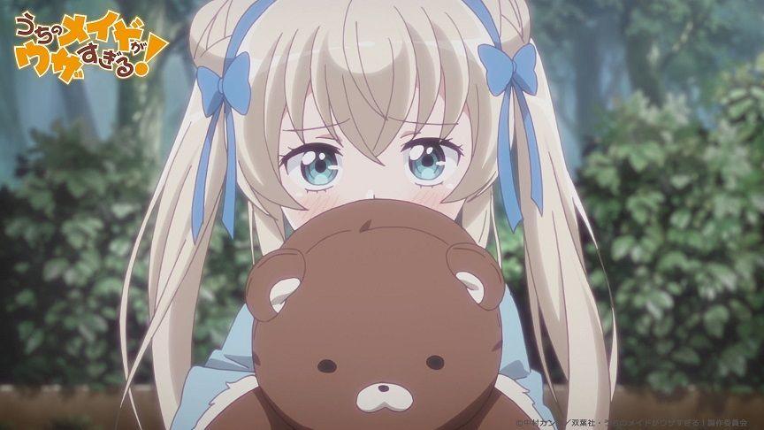 TVアニメ「うちのメイドがウザすぎる!」第10話