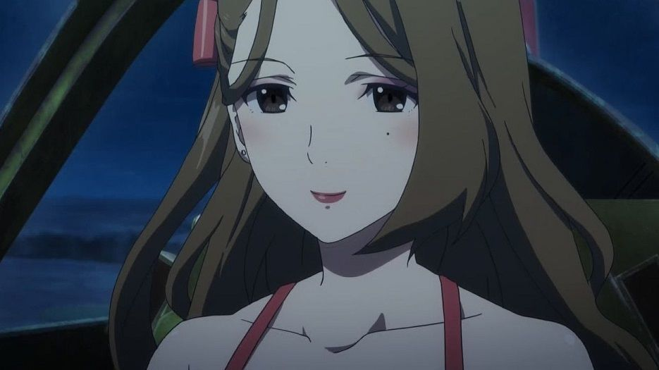 TVアニメ「荒野のコトブキ飛行隊」第4話