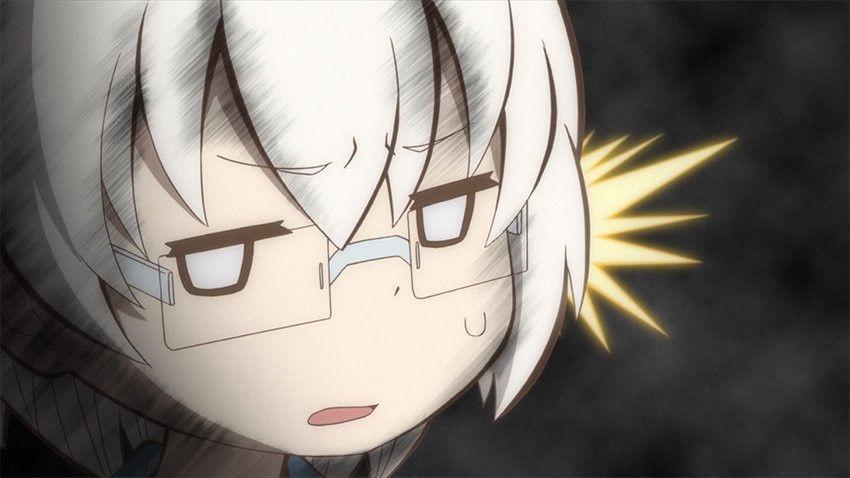 TVアニメ「上野さんは不器用」第7話