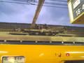 [鉄道]大和八木 パンタ破損->結束して応急措置 12038号車 2008/7/3 19:25