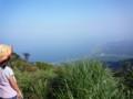 琵琶湖バレイにて