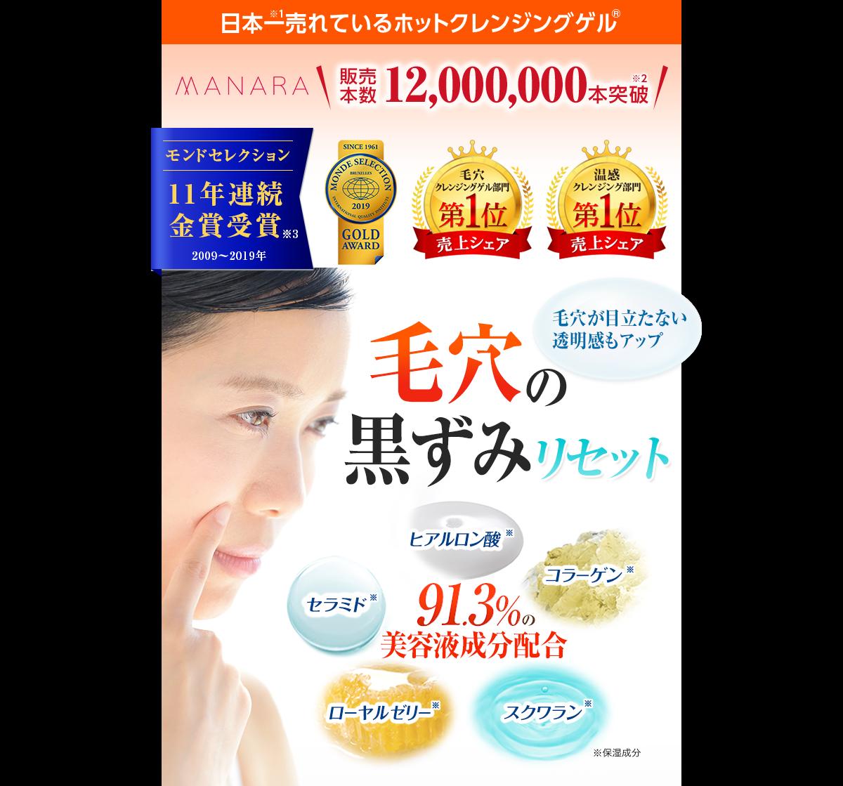 日本で一番売れている