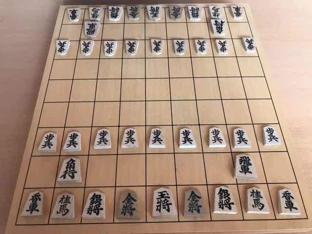 本将棋並べ方