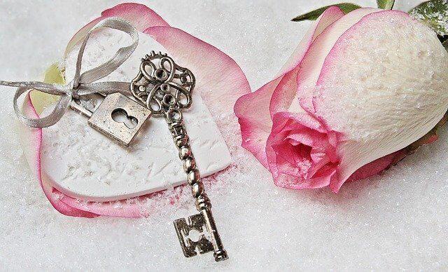 秘密のバラ