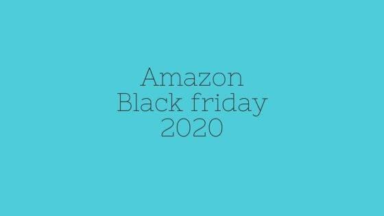 Amazonブラックフライデー2020