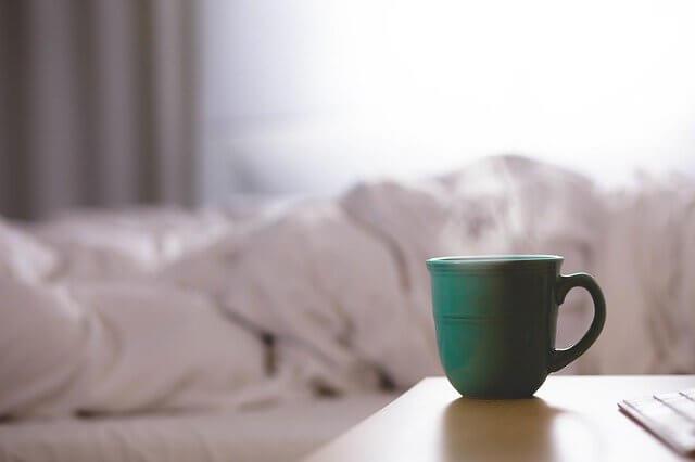 美容マニア美容費節約法~朝起きたら白湯を一杯