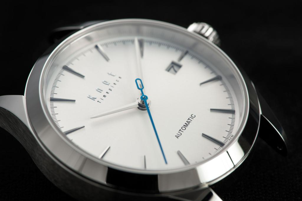 5万円以下の機械式時計 Knot「AT-38」スゴイらしい!