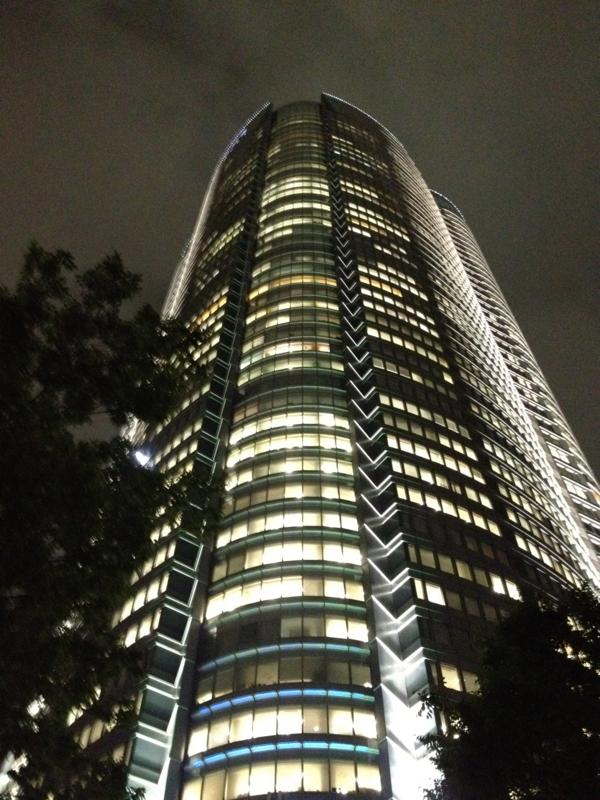 KLab株式会社の本社が入居している六本木ヒルズ森タワー