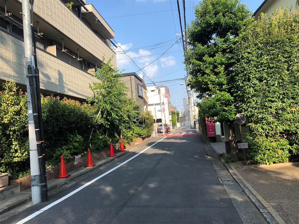 加賀町ホール前