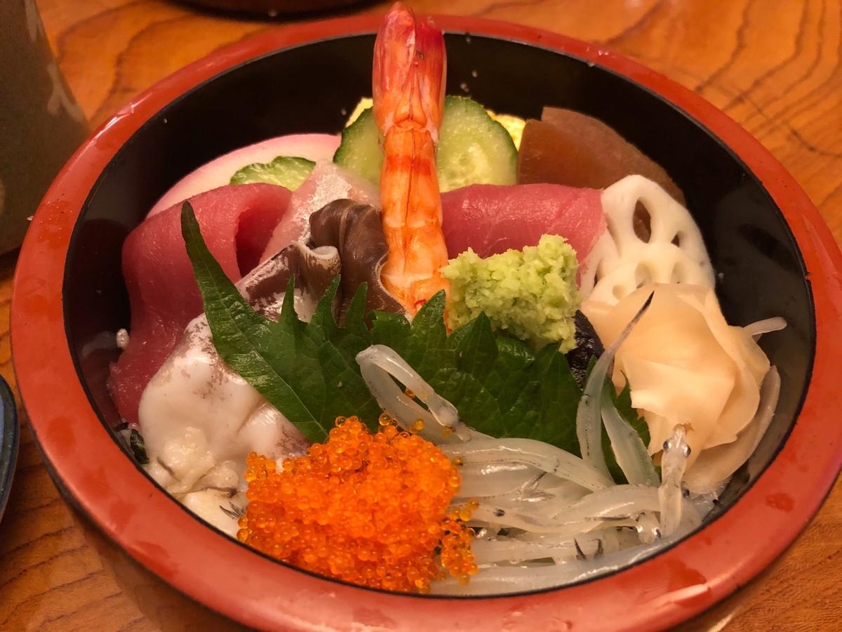笹屋 ちらし(並、1500円)