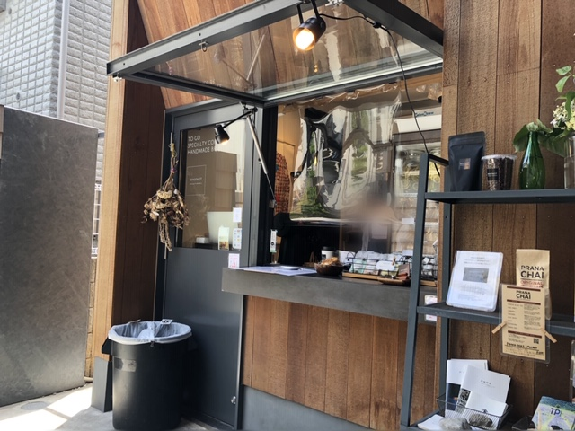 Why NOT  Specialty Coffee&レジ