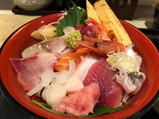和食Diningうお座 海鮮丼