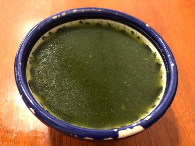 AbuEssamモロヘイヤのスープ