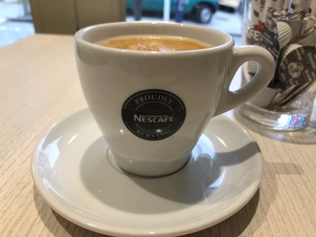 タンテボーネ NESCAFEコーヒー