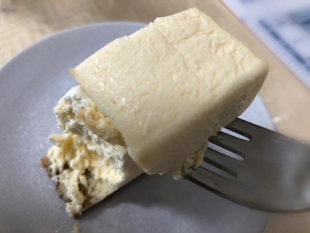 ギャラリーシロップ レアチーズケーキ リフトアップ