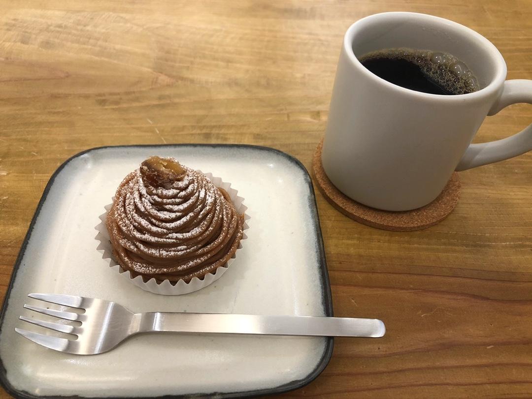 モンブラン&コーヒー ギャラリーシロップ