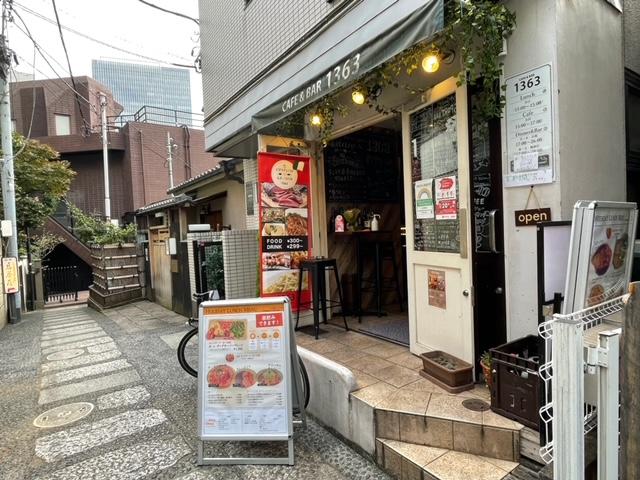 CAFE&BAR1363 外観