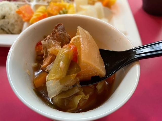 プティボノ トマトスープ
