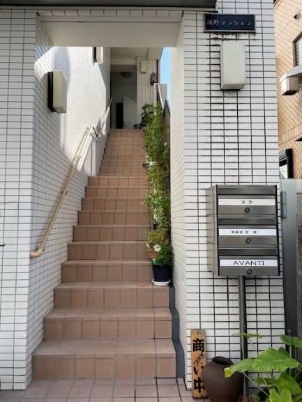 神楽坂友野 行き方 階段