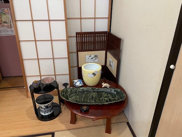 神楽坂友野 座敷の器