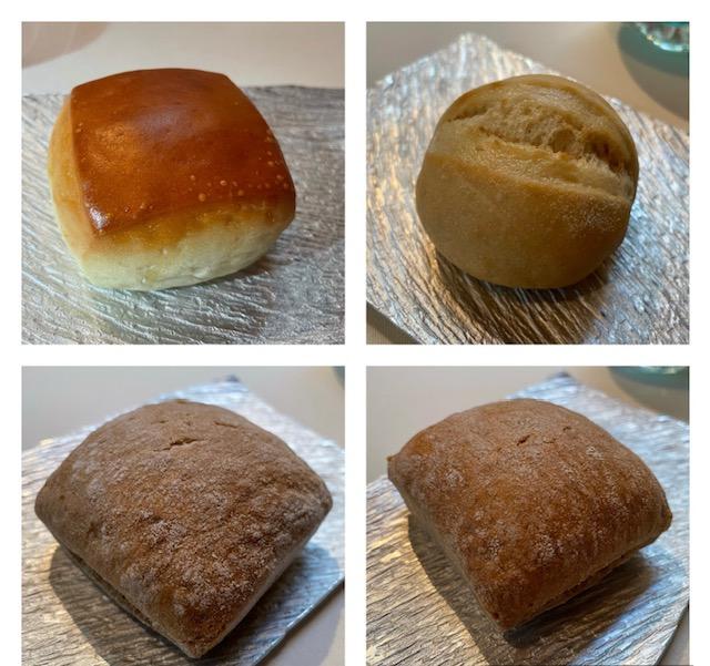 ラリアンス パン4種類
