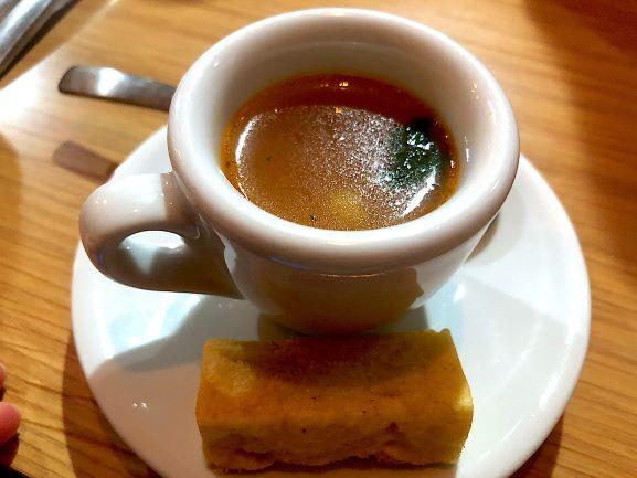神楽坂BISITO お通しのスープ