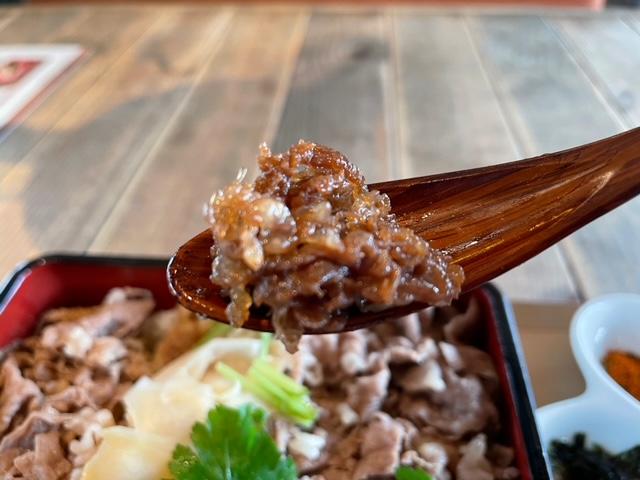 飯田橋 熟成和牛焼肉エイジングビーフ 熟成黒毛和牛すき焼き重