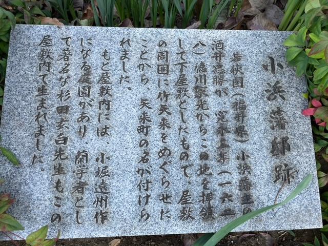 新宿区立矢来公園